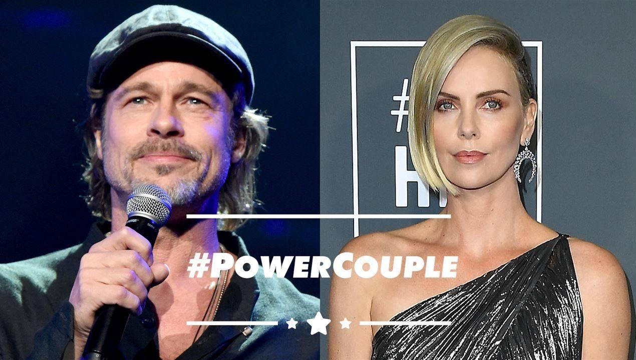 Нова звездна двойка: Брат Пит и Шарлиз Терон са заедно?