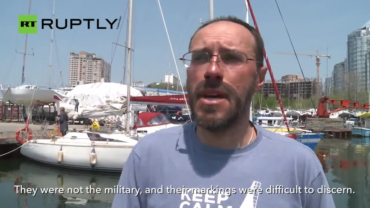 Captured Russian Yacht Crew Recalls North Korean 'Piracy' Ordeal