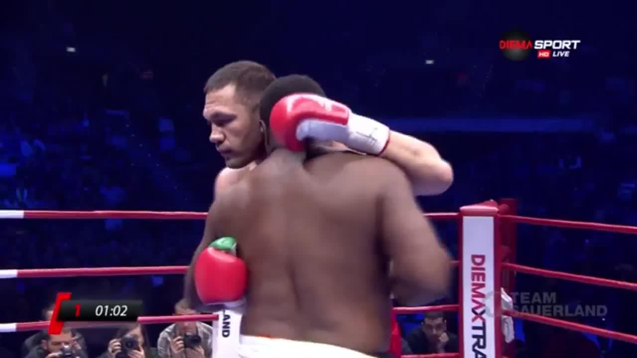 Целият мач между Кубрат Пулев и Самюел Питър