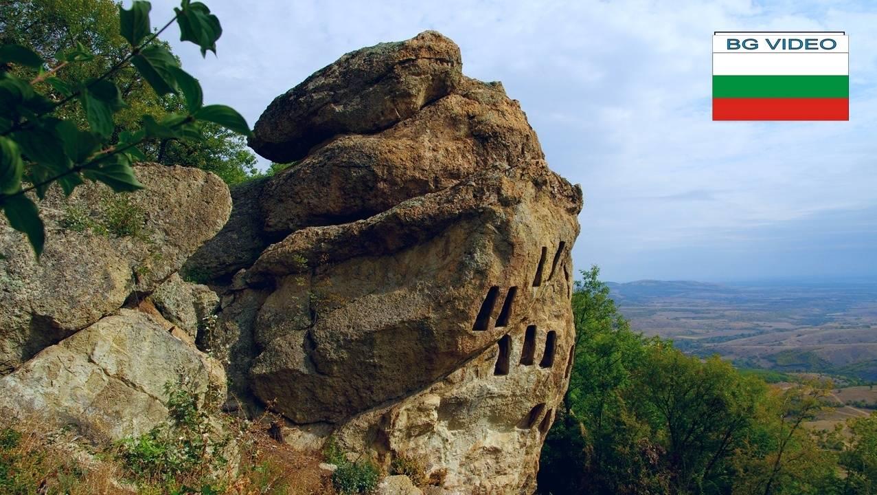 Древният Град на слънцето в Източни Родопи