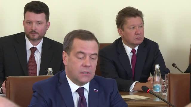 Борисов и Медведев обсъдиха енергийното сътрудничество