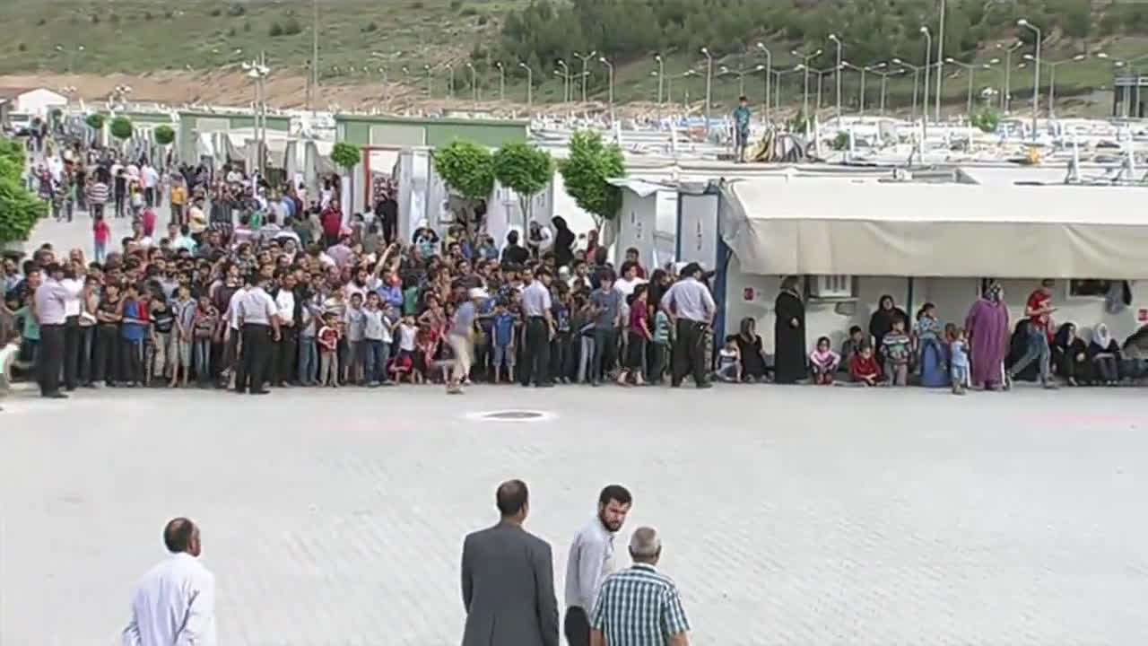 Turkey: Merkel arrives in Gaziantep to discuss EU-Turkey refugee deal