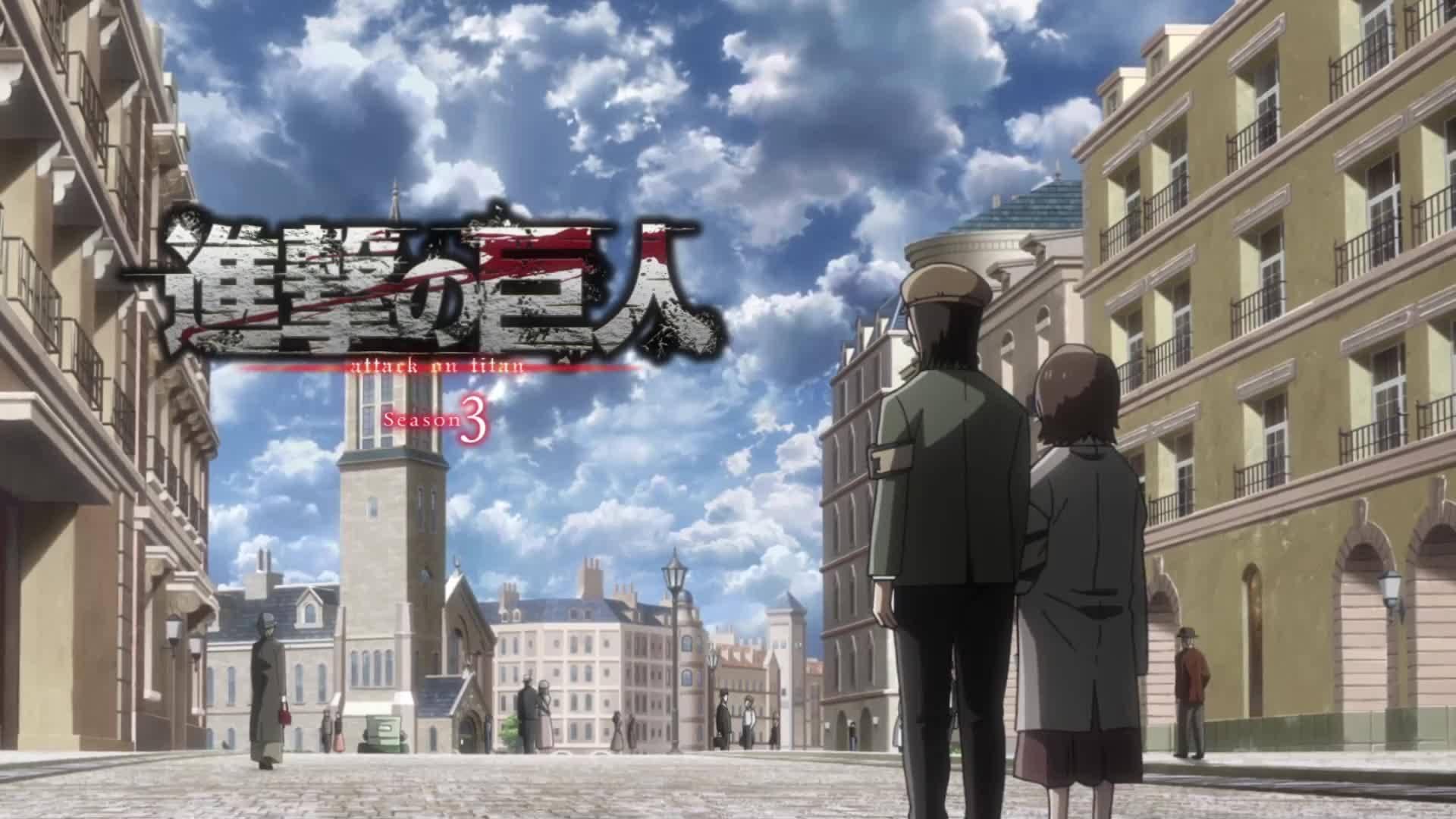 Images Of Attack On Titan Season 3 Episode 18 Bg Sub
