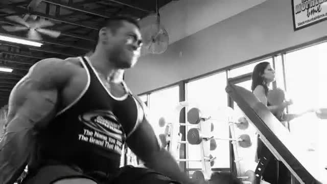 Bodybuilding Motivation - Eat Right Sleep Well Train Hard