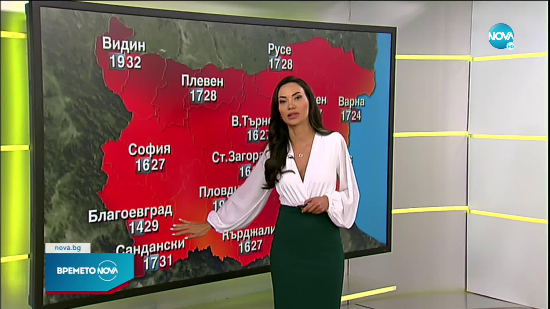Прогноза за времето (21.06.2021 - сутрешна)