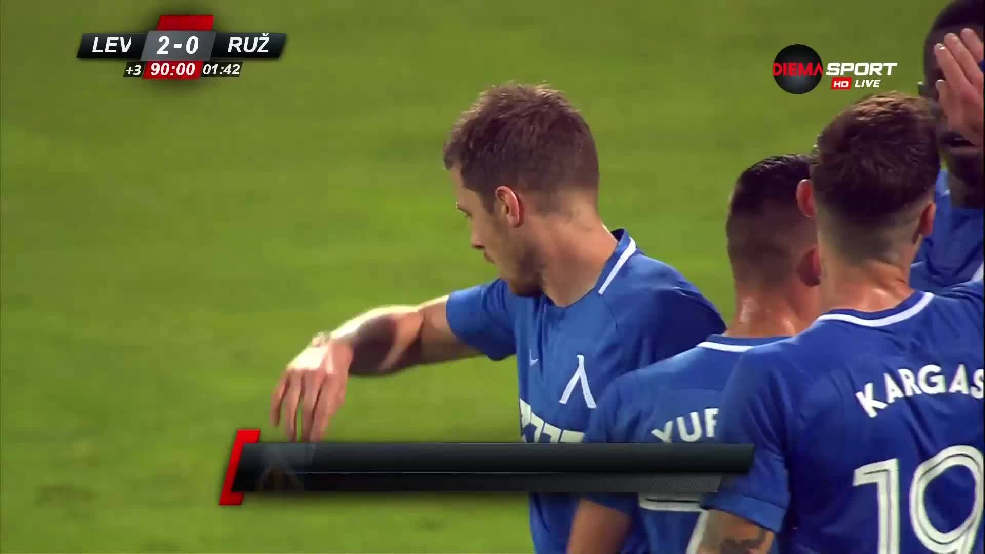 Блестящ голов дебют за Дени Алар – 2:0 за Левски