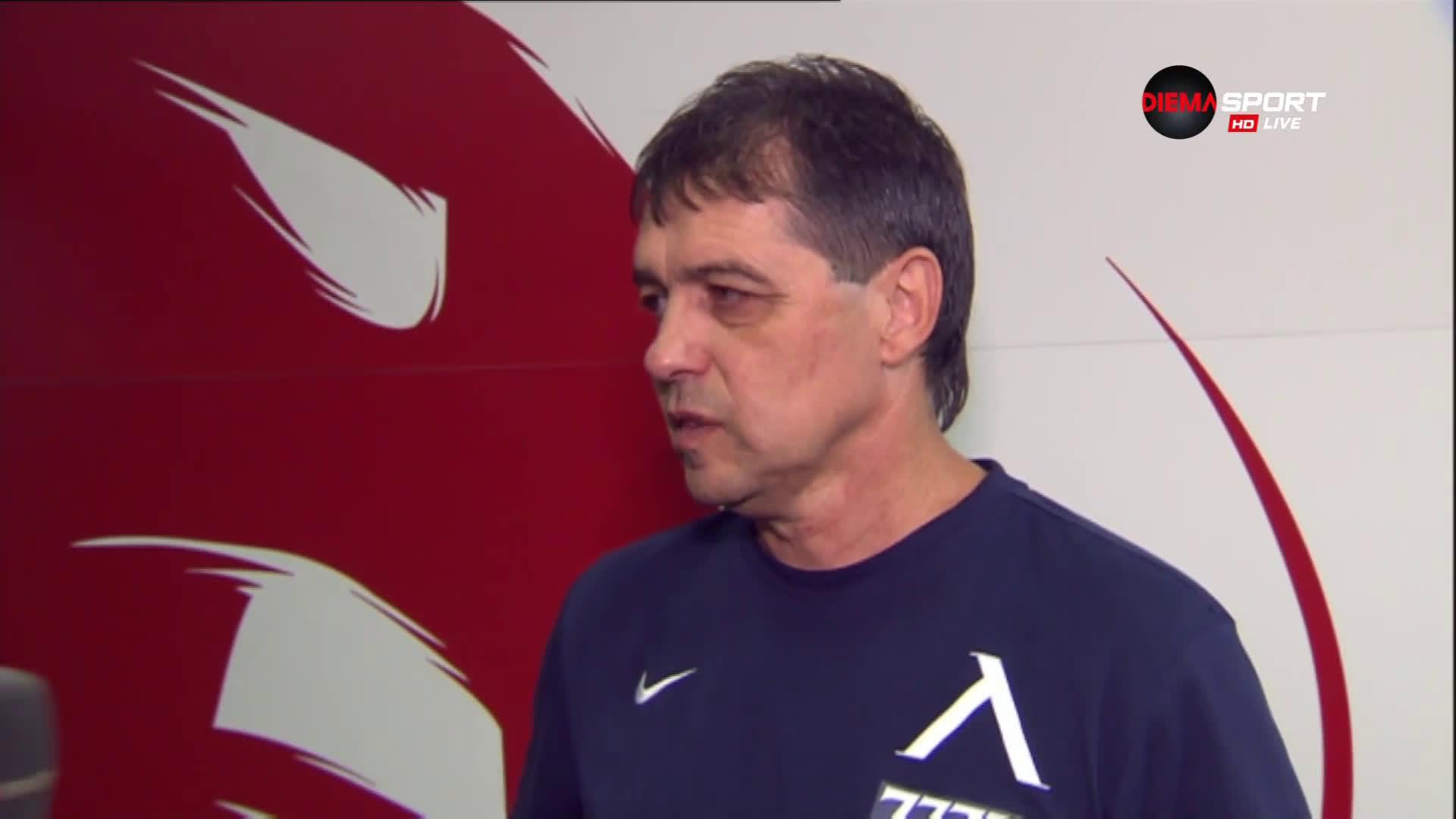 Петър Хубчев: Левски отстъпи в най-тежките моменти