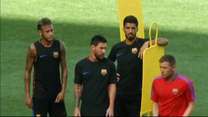 В Барселона не знаят за трансфер на Неймар