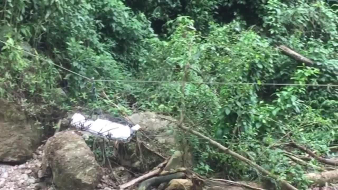 Colombia: Bridge collapse in Villavicencio kills seven people