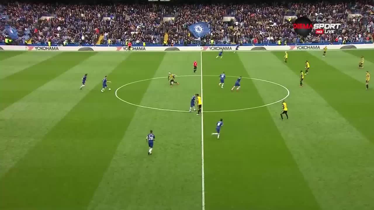 Челси - Уотфорд 3:0 /репортаж/