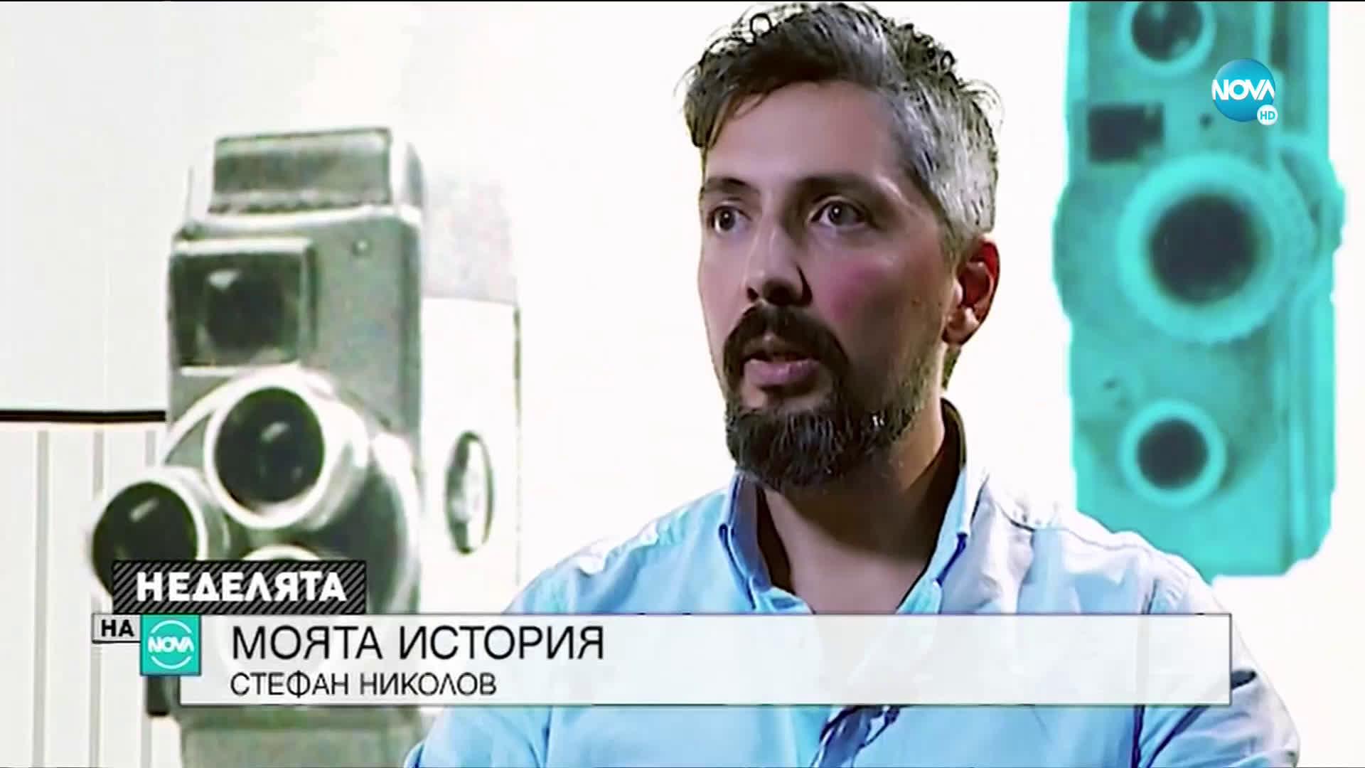 Стефан Николов: Преди Гала живеех бурно, след нея се надявам никога да не разбера какво е