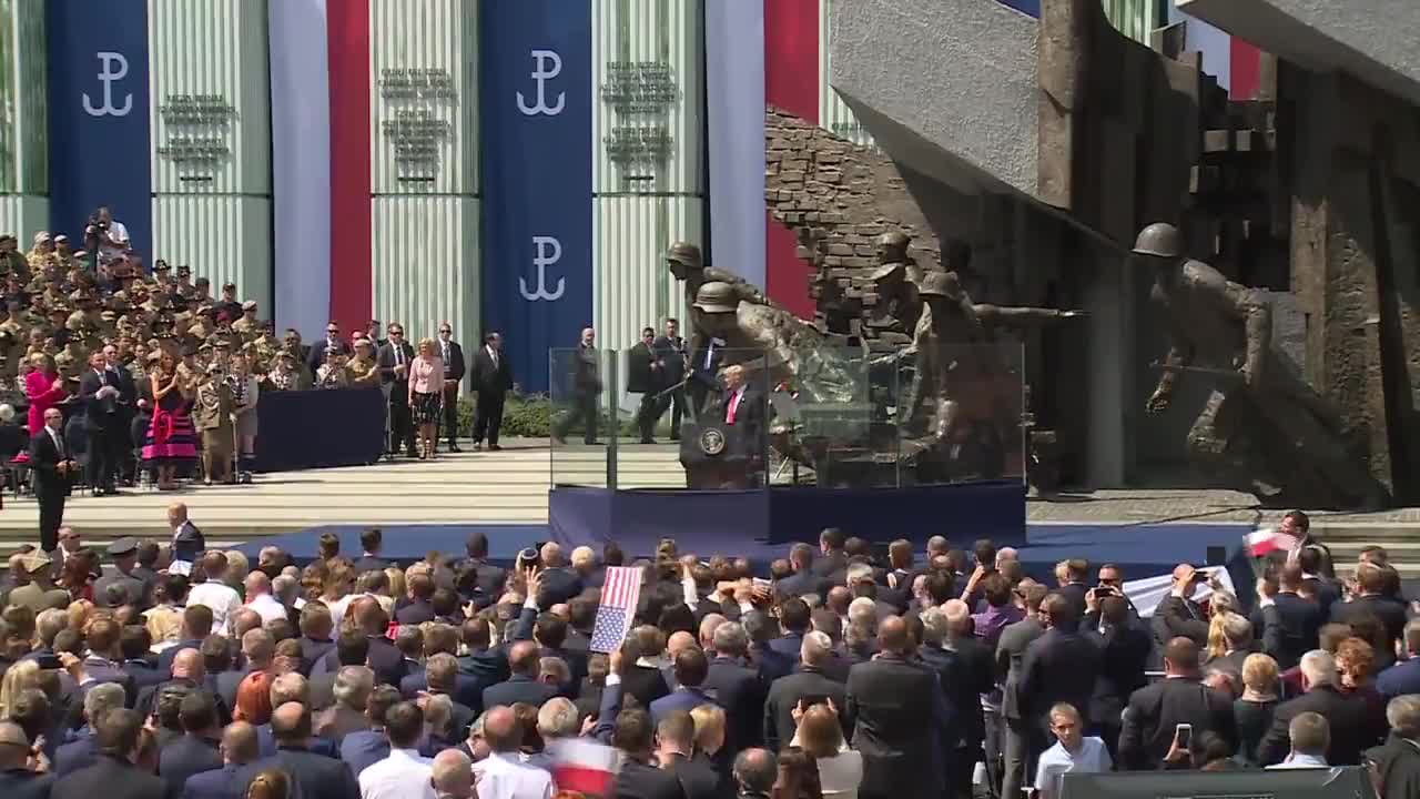 Poland: Trump affirms US commitment to NATO mutual defence pact