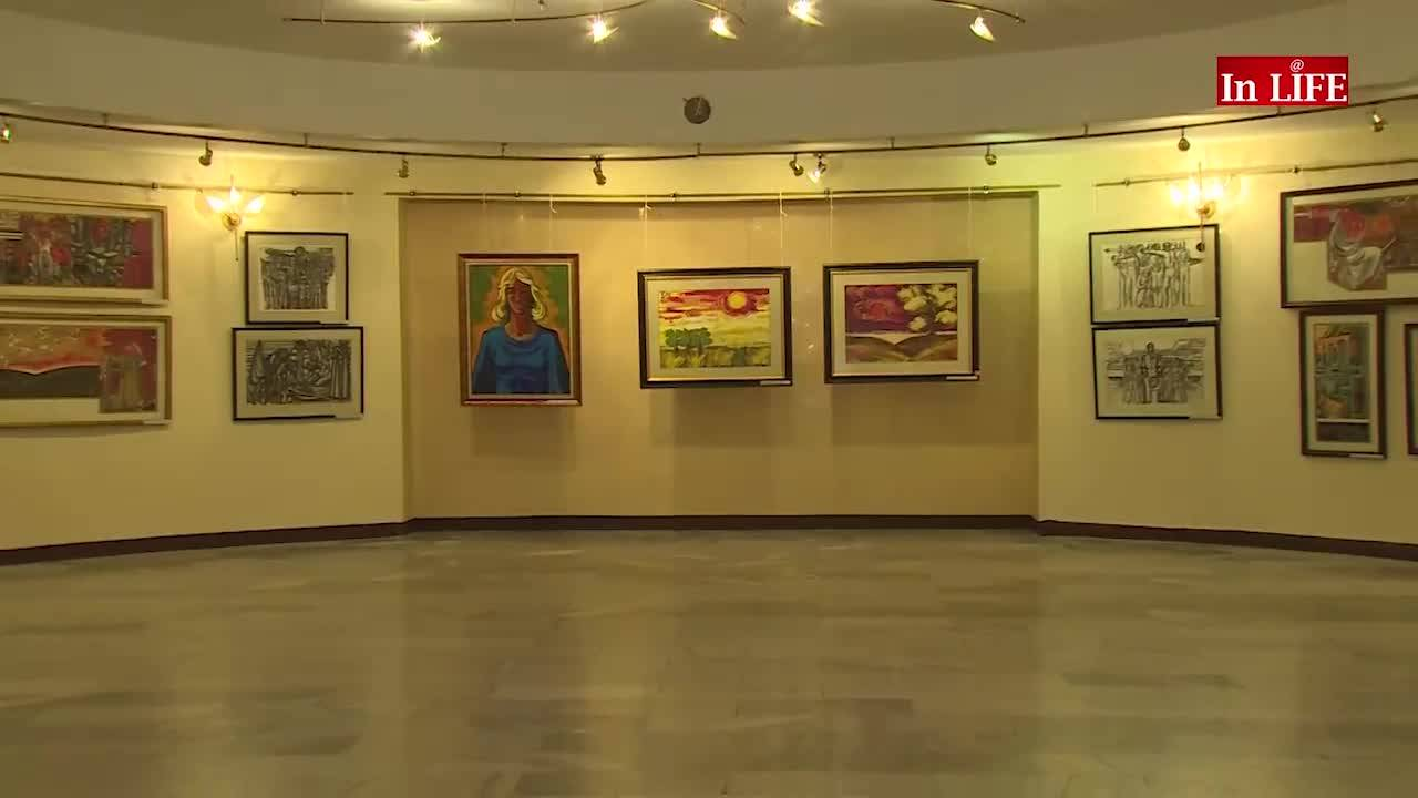 ART SCENA - CENA BOYADJIEVA GALERIA BULGARIA BLAGOTVORITELNA IZLOJBA