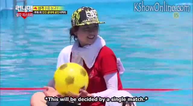 Eng Subs ] Running Man - Ep  209 (with Taemin (shinee), Kai