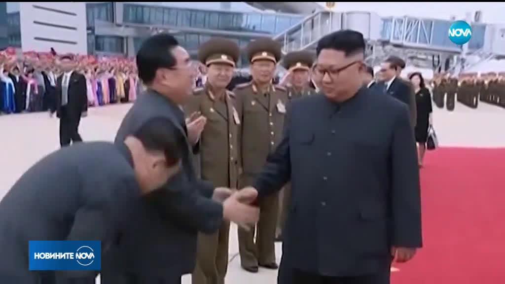 Северна Корея е изпробвала тактическо управляемо оръжие от нов тип