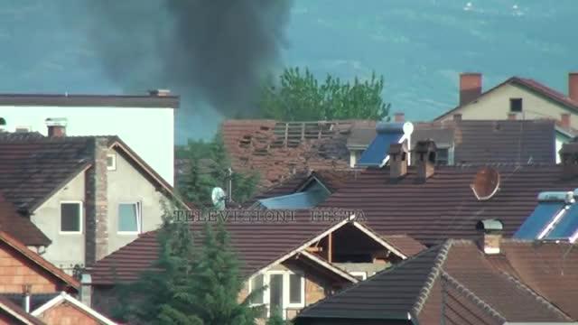 Престрелка между косовари и полицаи в Куманово