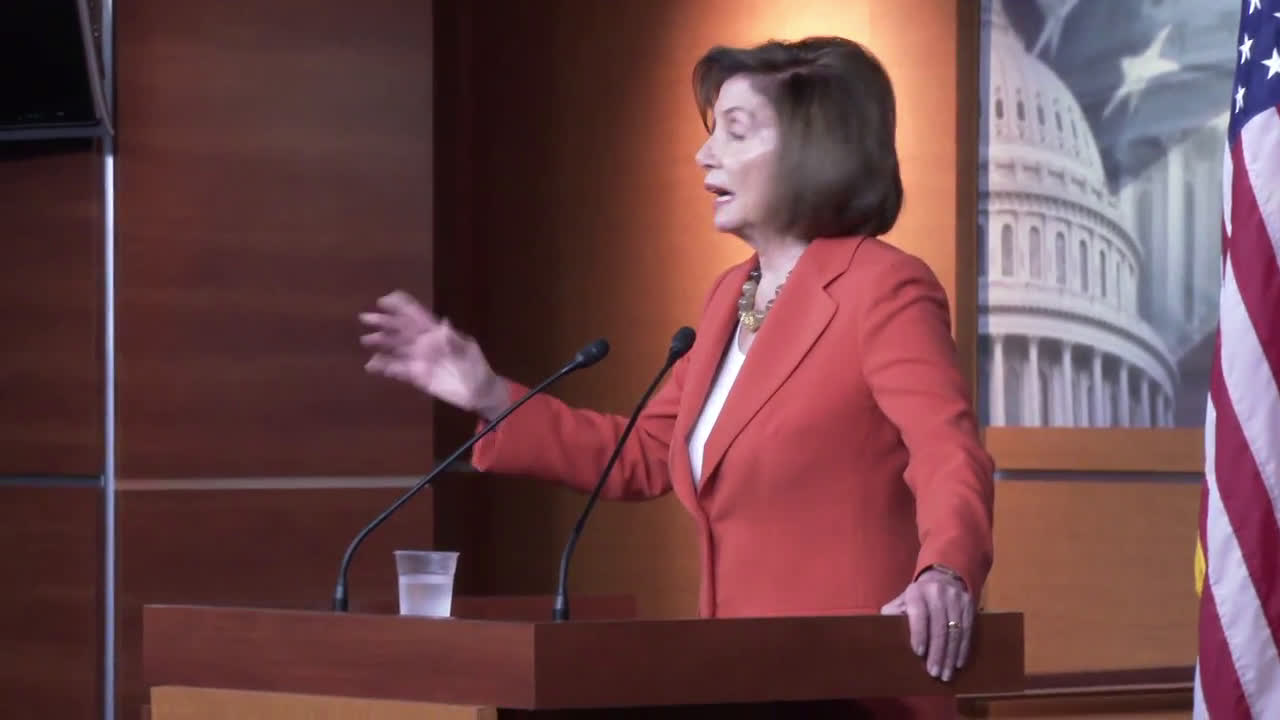 USA: 'Facts are what they are' - Pelosi ahead of formal impeachment vote