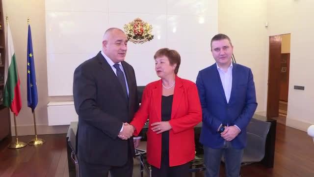Борисов: Българската икономика продължава да се развива устойчиво
