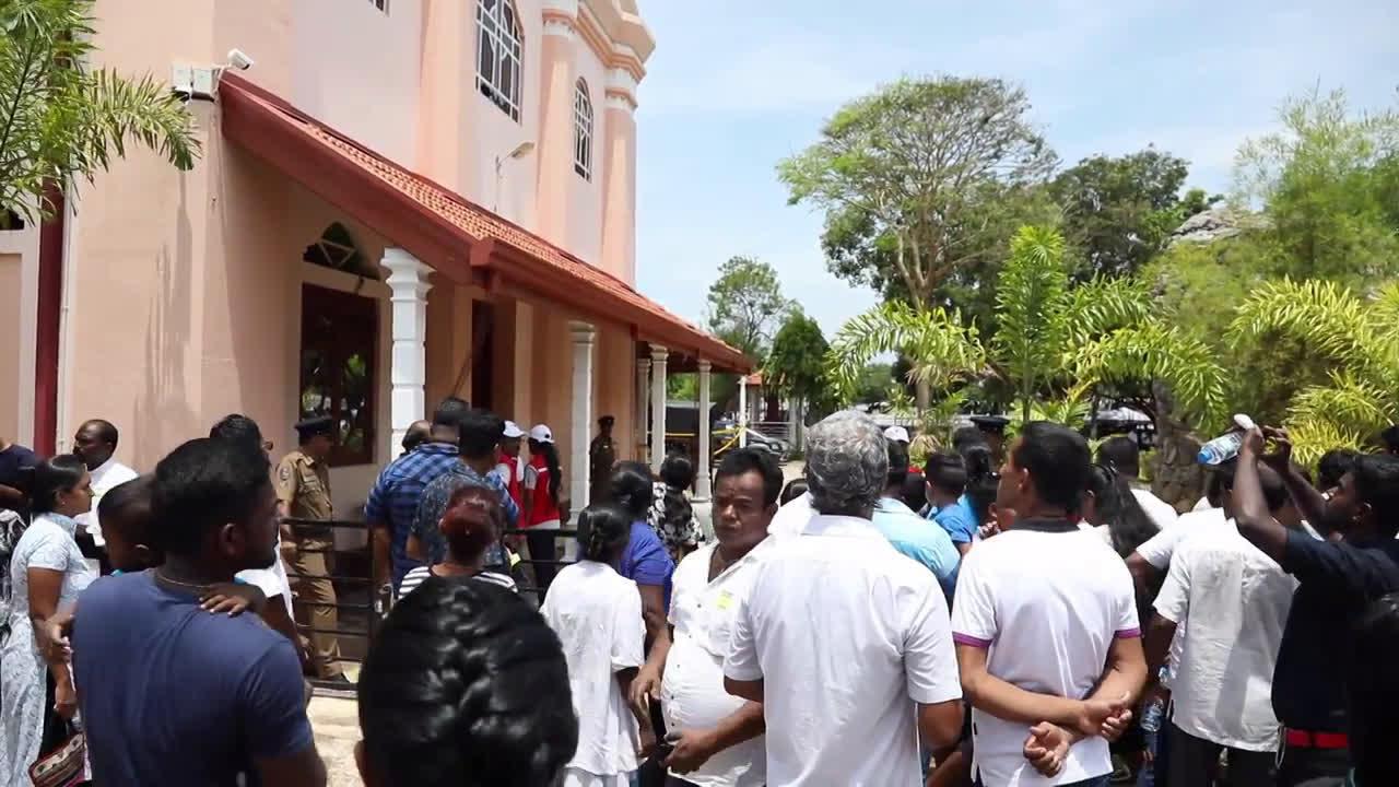 Sri Lanka: Memorial mass held for Negombo church bombing victims