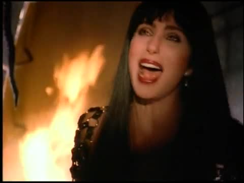 1991) Cher - Save Up All Your Tears Vbox7