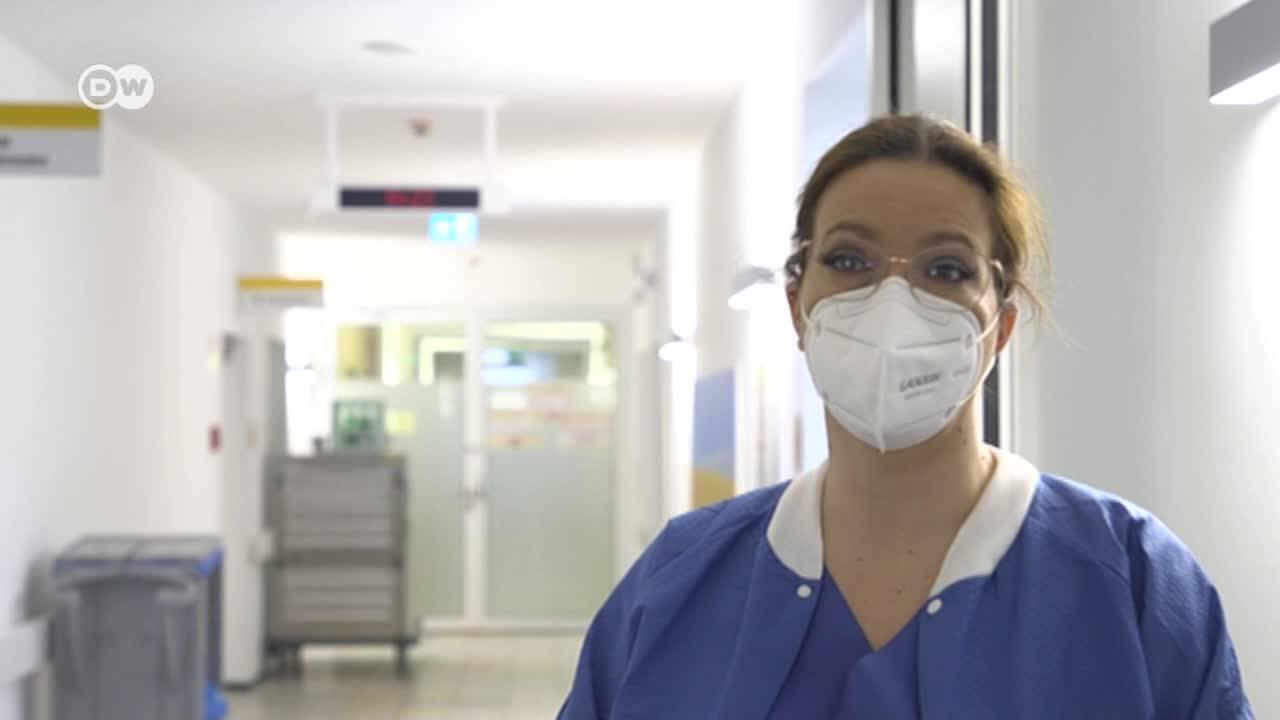 Коронавирус: да надникнем в една германска болница