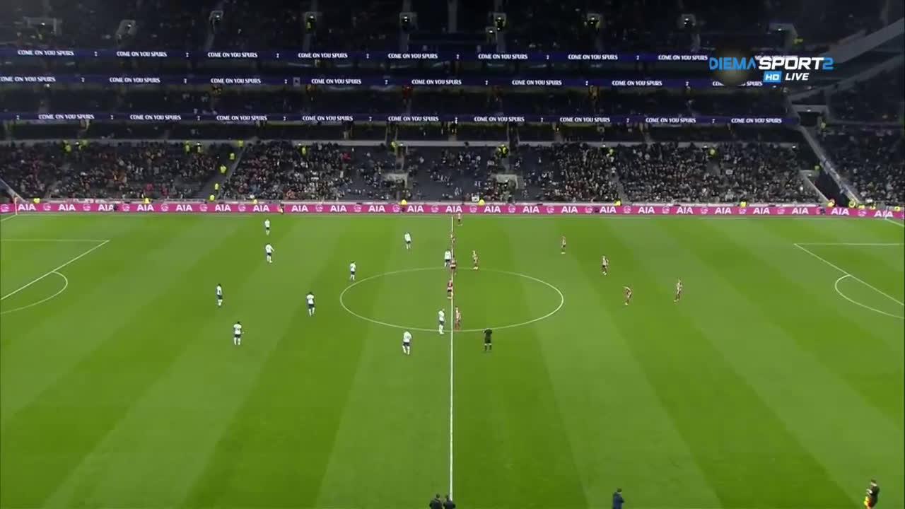 Тотнъм - Шефийлд Юнайтед 1:1 /репортаж/