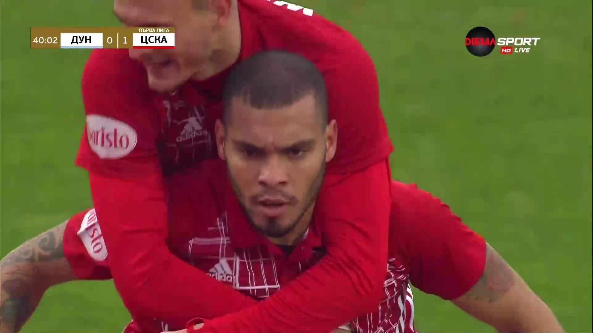 Мауридес даде преднина на ЦСКА в Русе