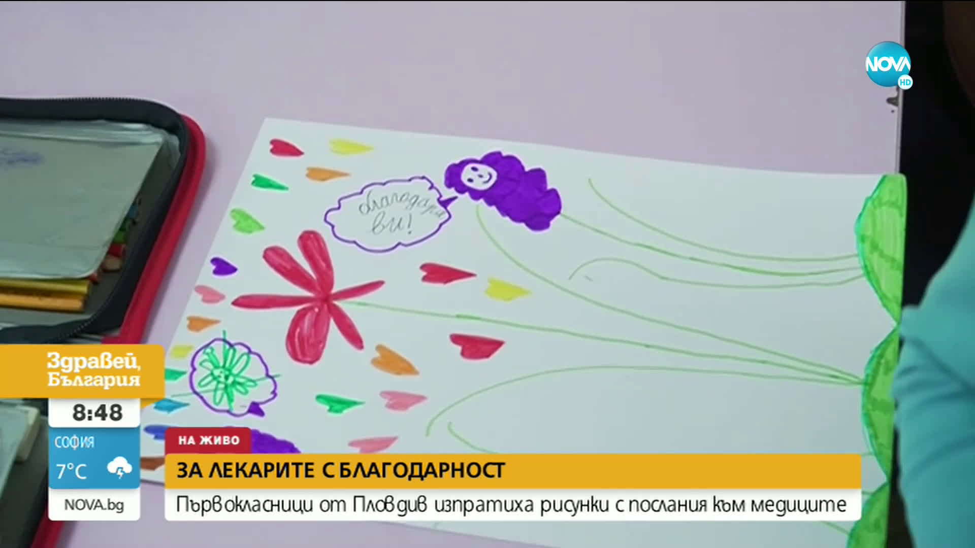 Новините на NOVA (18.11.2020 - 9.00)