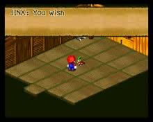 Super Mario Rpg - Walkthrough (part 38 - Fighting bug  Jinx) в