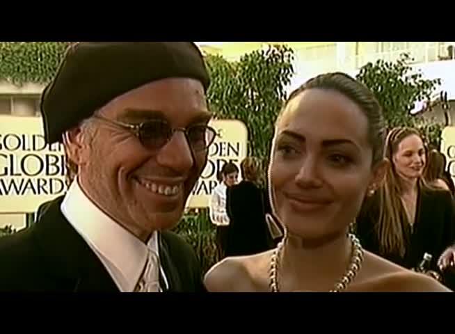 Любовният живот на звездите - Анджелина Джоли