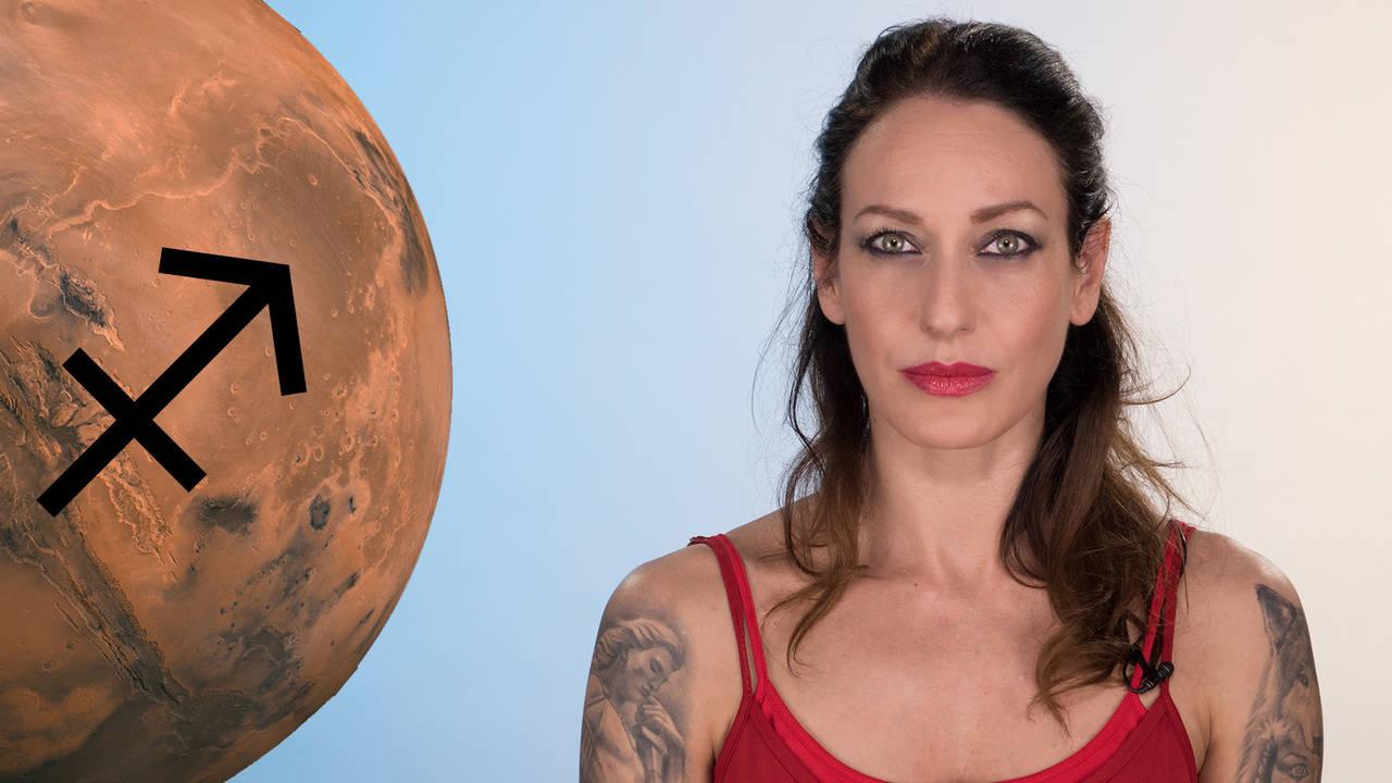Марс влиза в Стрелец - време за пътувания и срещи!