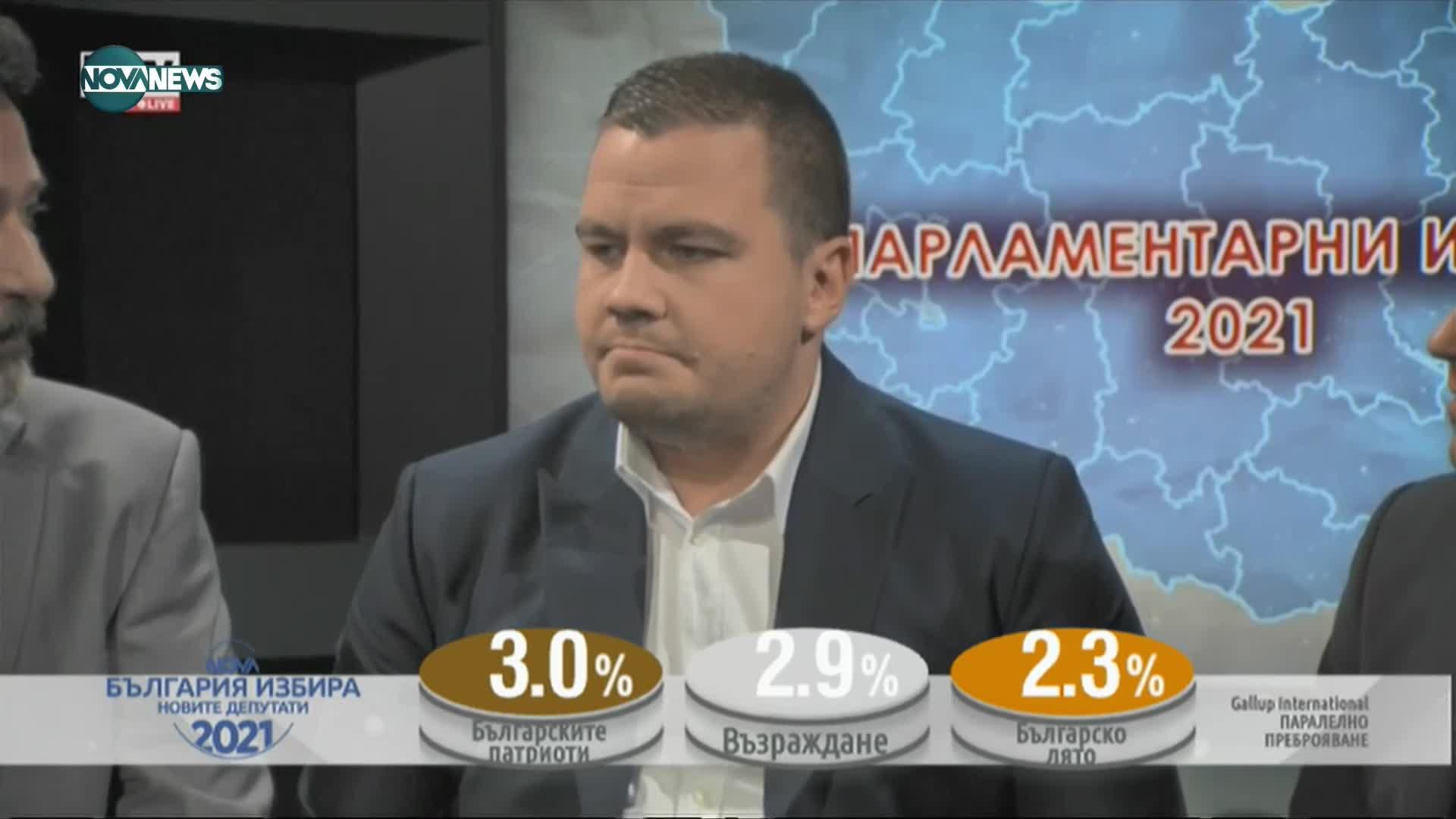 Тошко Йорданов: Изборите вървят към хубав резултат