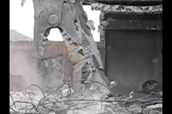 Разрушаване на сгради. Пас Комерс Оод