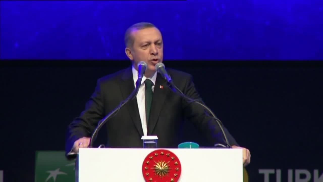 Turkey: Erdogan says Turkey \'will not collapse\' because of Russian sanctions