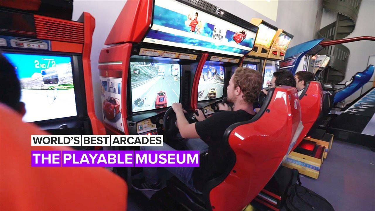World's Best Arcades: When museum meets play