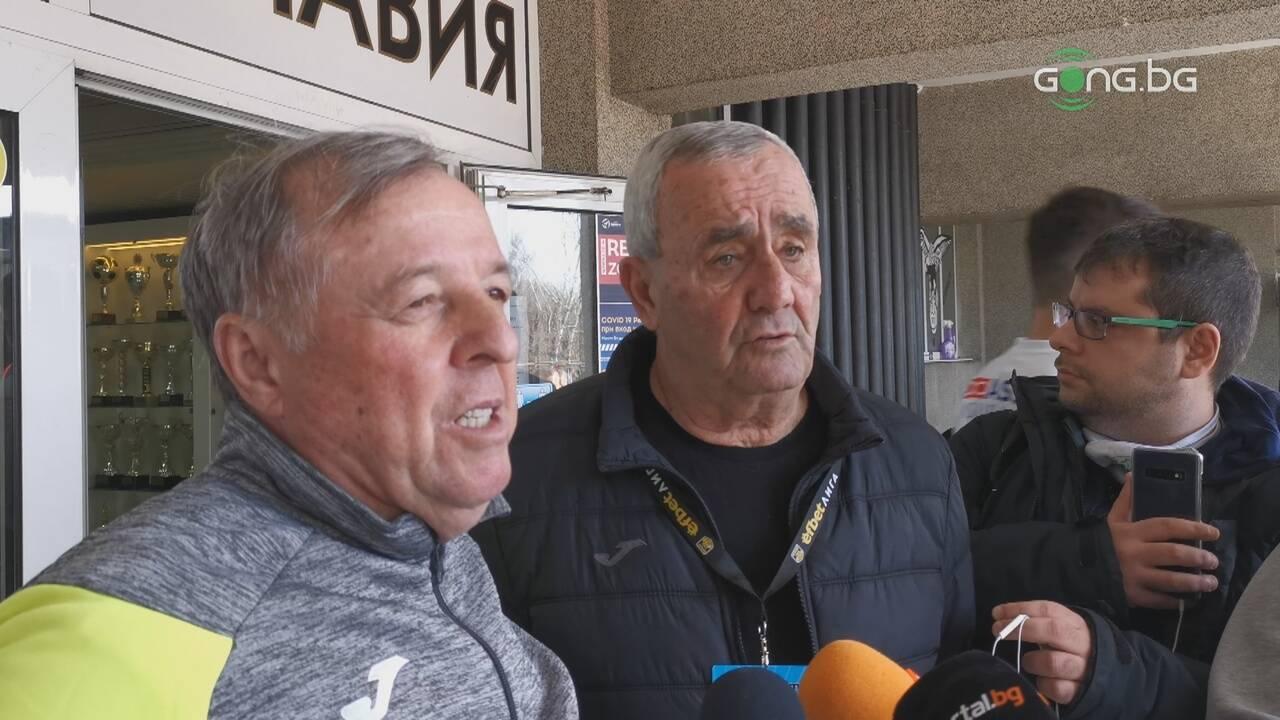 Александър Тарханов: Вече виждам хармония в отбора