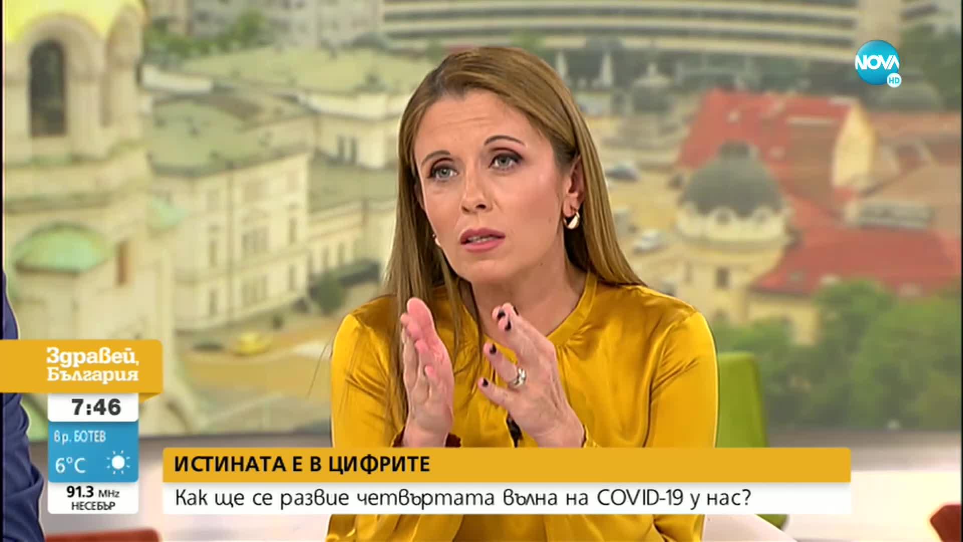 Лъчезар Томов: Отварянето на училищата ще доведе до рязък скок на случаите на COVID-19