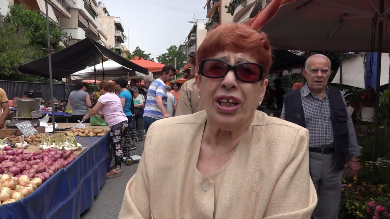 Greece: \'Greece must go forward\' - Athenians react to call for snap election