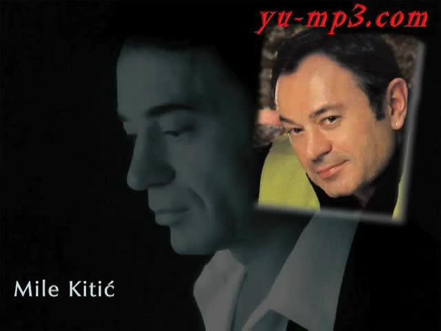 Mile Kitic - Pije mi se