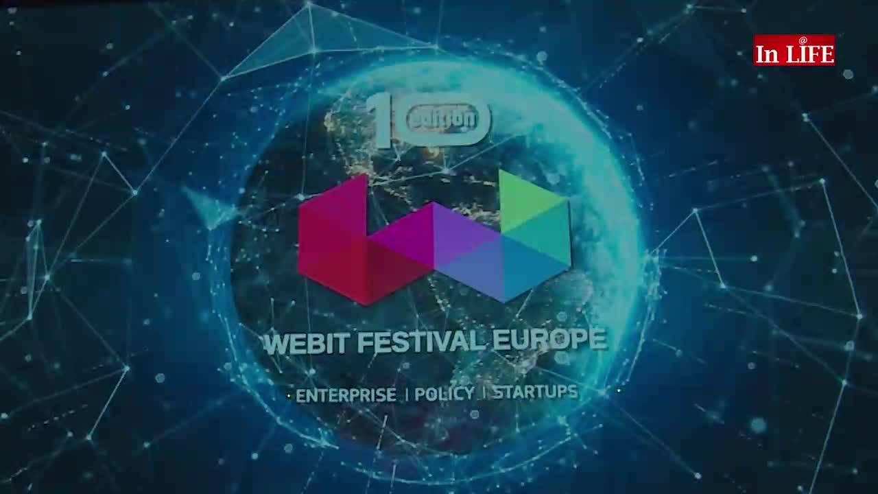В обектива: Webit.Digital Entertainment & Media Summit: Фестивални дни