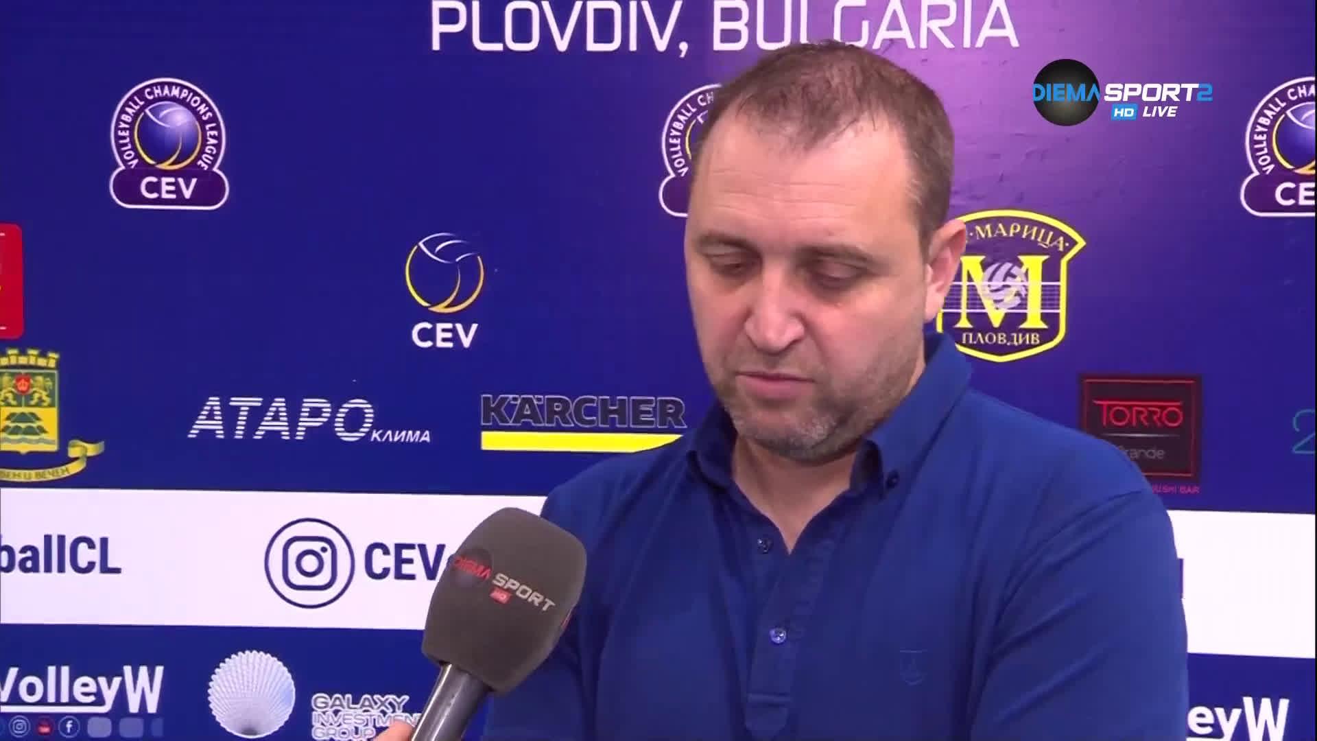 Иван Петков: Нека се порадваме на победата