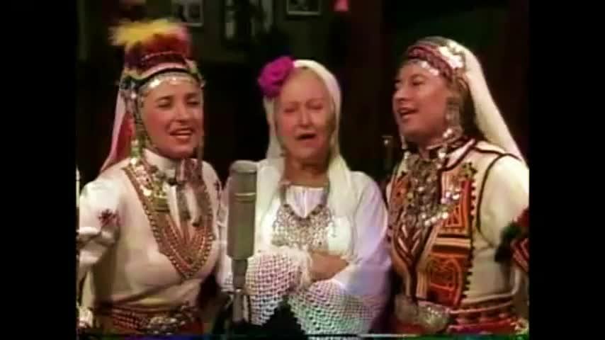 Магията на българските гласове - Трио Българка