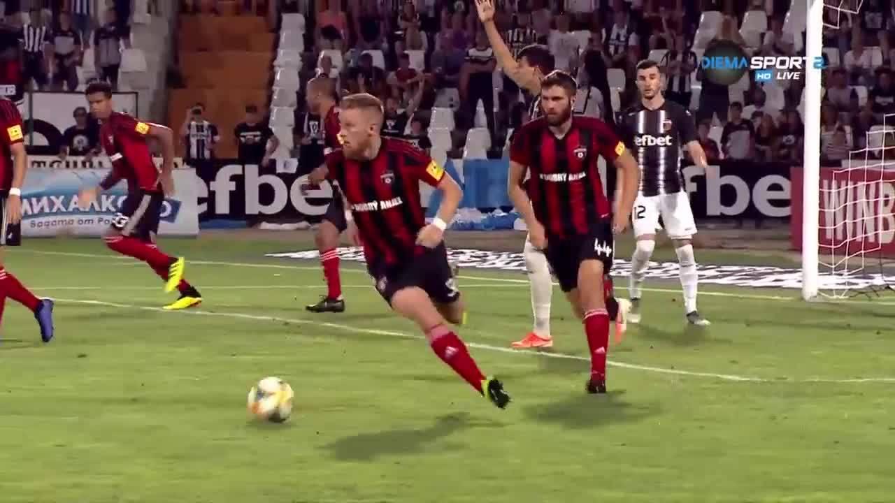 Локомотив Пловдив - Спартак Търнава 2:0 /репортаж/