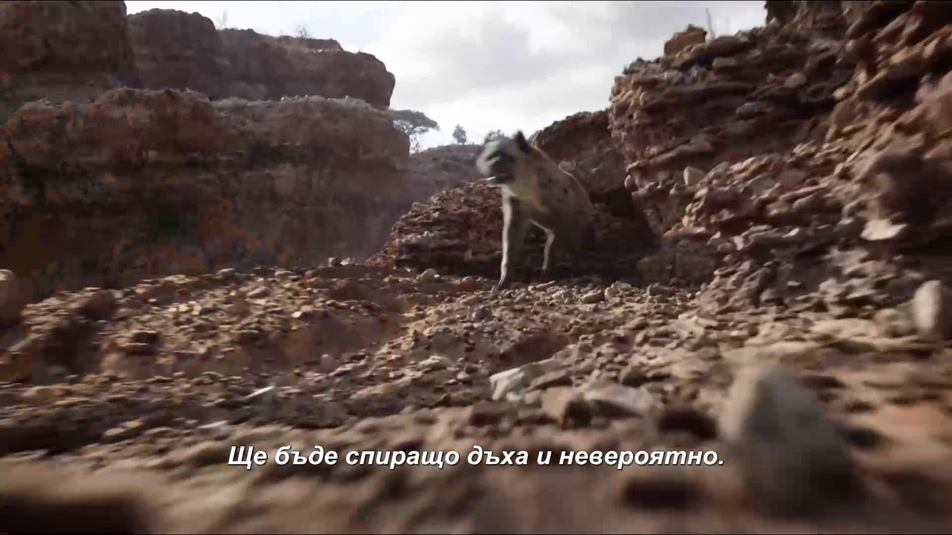"""Цар Лъв - видео зад кадър \""""Завръщането на царя\"""""""