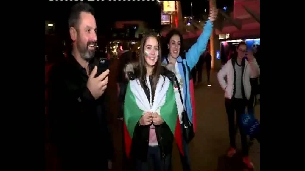 Българската радост по улиците на Лондон
