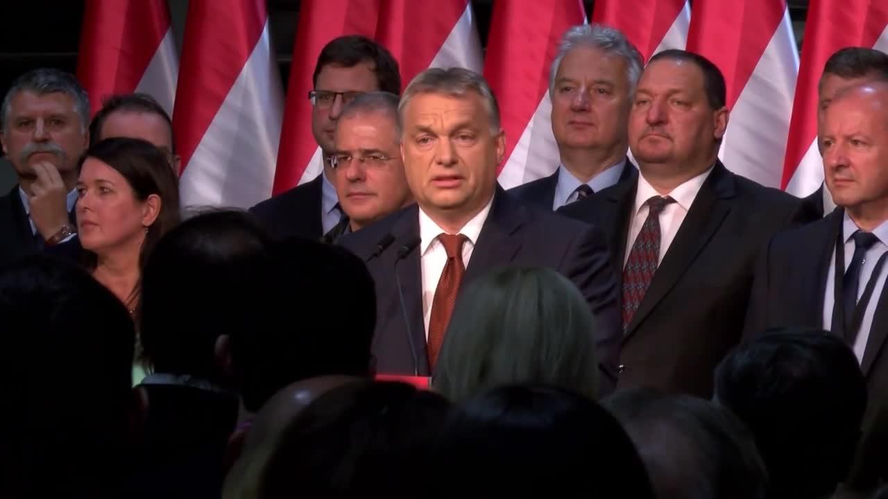 Орбан говори след обявяване на резултатите от референдума