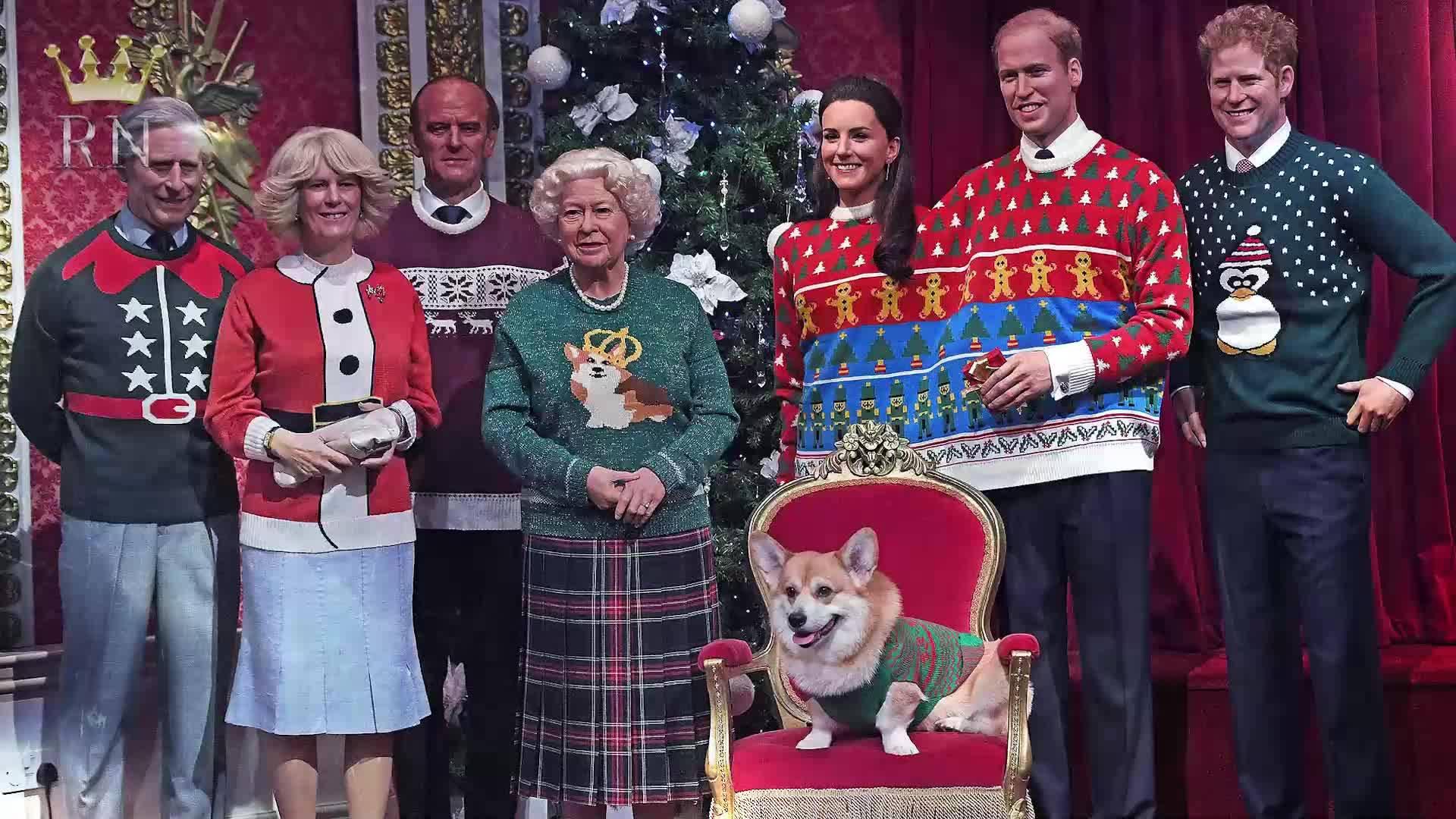 Коледните традиции в кралското семейство