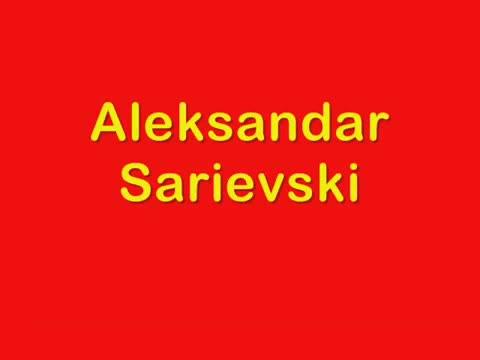 Aleksandar Sarievski i Dragica Nikolova - Trgnala Mi Moma