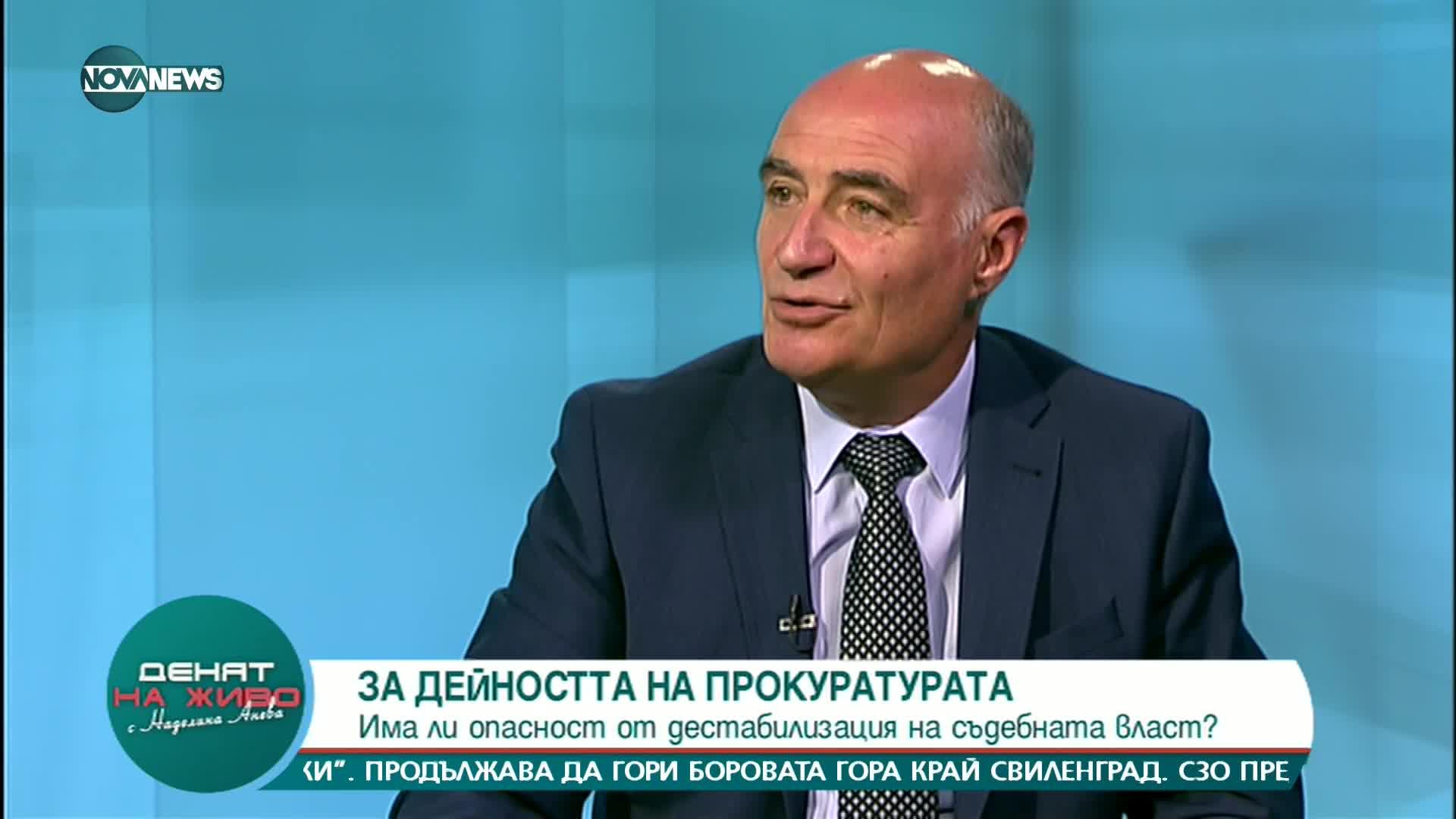Елин Алексов: Главният прокурор не е нодосегаем