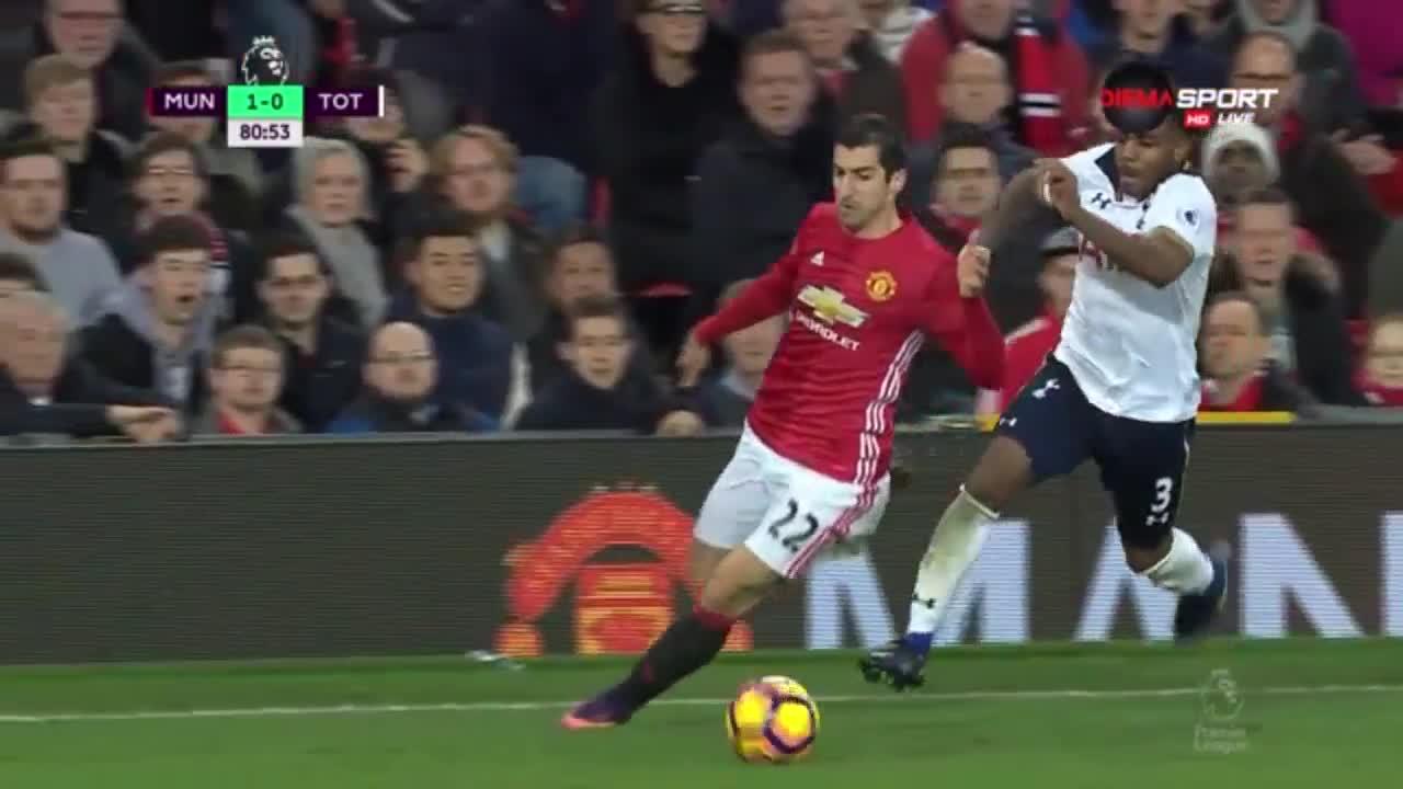 Манчестър Юнайтед - Тотнъм 1:0 /репортаж/